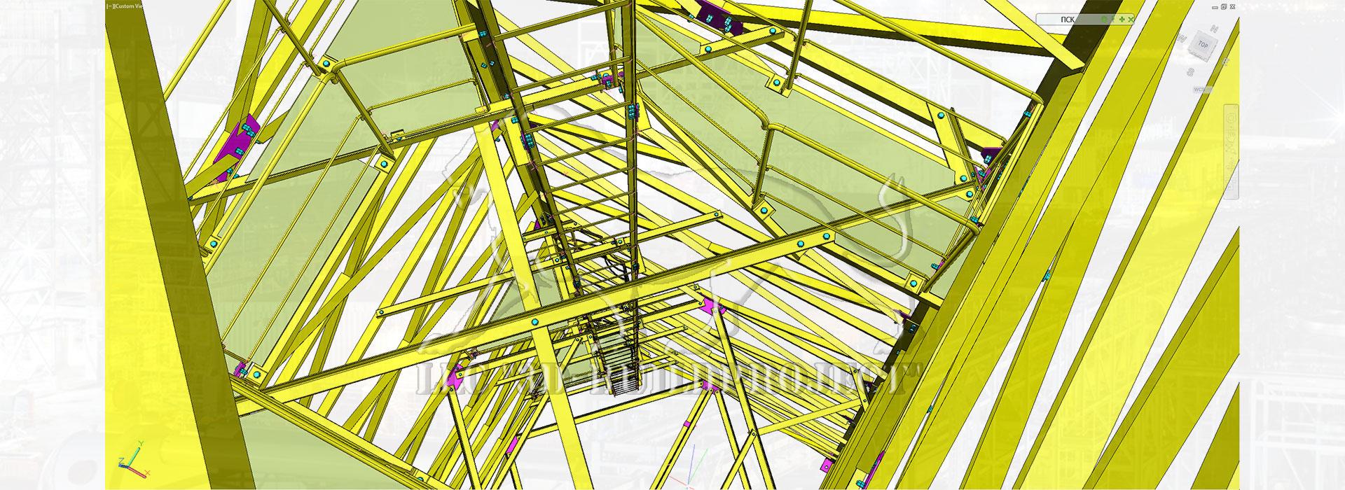 CADпроектирование  Домашняя яхтверфь