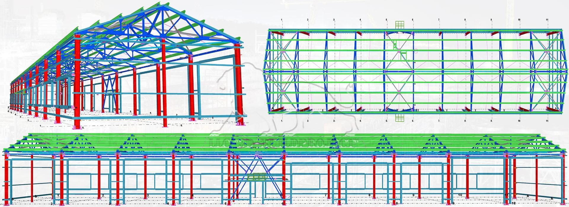 кмд проекты металлоконструкций